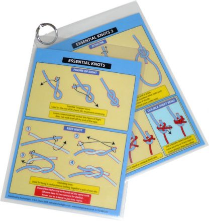 The Essential Knots Cockpit Card image