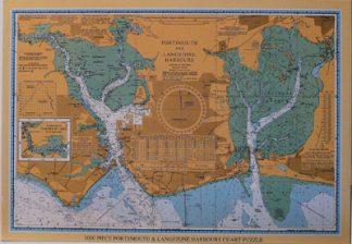 Portsmouth Chart Jigsaw image